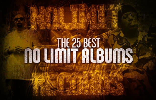 The 25 Best No Limit Albums  Complex
