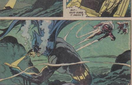 Batman rebreather