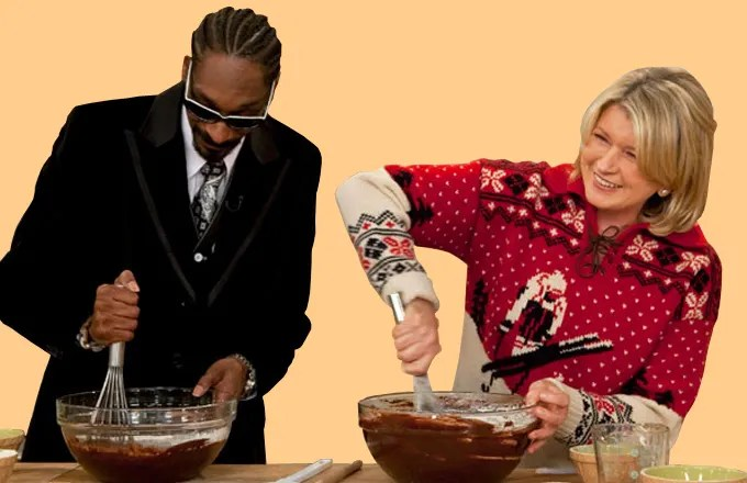 Bake Secret Brownies With Convicted Felon Martha Stewart