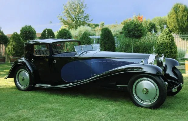 1931 Bugatti Royale Kellner Coupe  The 15 Most Expensive