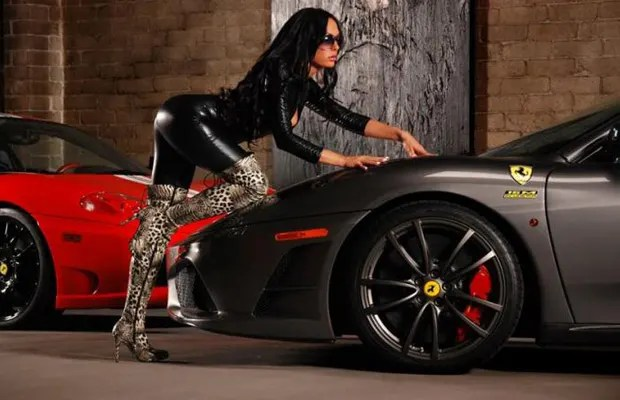Ferrari 41 Gallery 80 Pictures Of Hot Girls And Ferraris Complex