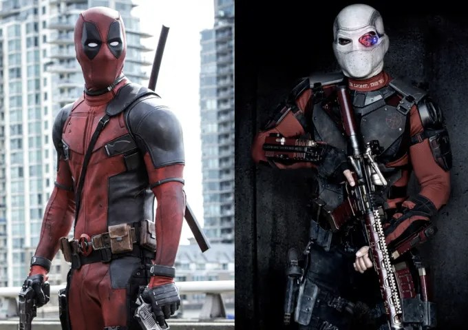 Deadpool Vs Deadshot Whats The Difference Complex UK