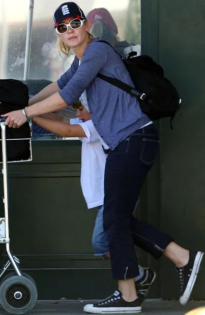 Kate Winslet  A History of Celebrities Wearing the Converse Chuck Taylor AllStar  Complex