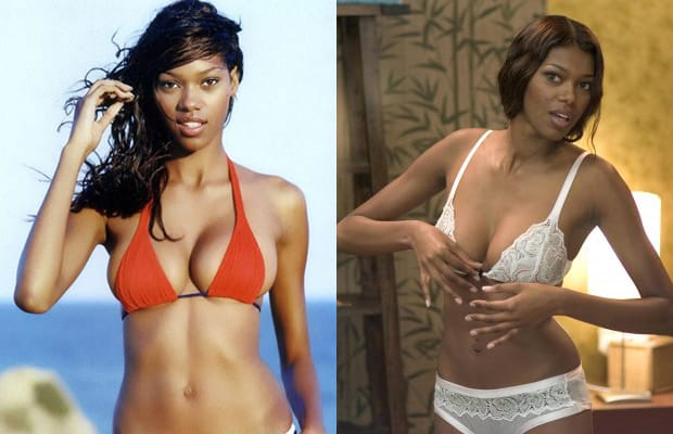 Jessica White  The 50 Hottest Models Turned Actresses