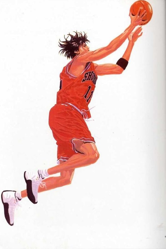 Deviantart Anime Wallpaper The Best Sneakers From The Slam Dunk Manga And Anime