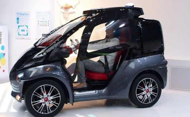 One Seater Car British Automotive
