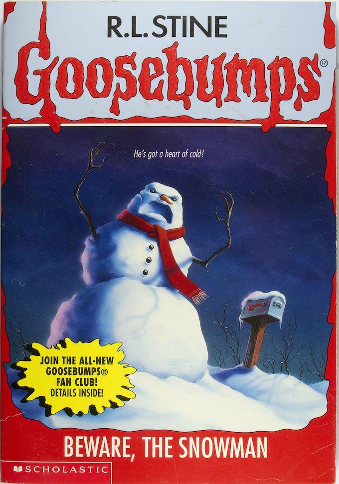 Goosebumps  Ranking Every Goosebumps Book  Complex
