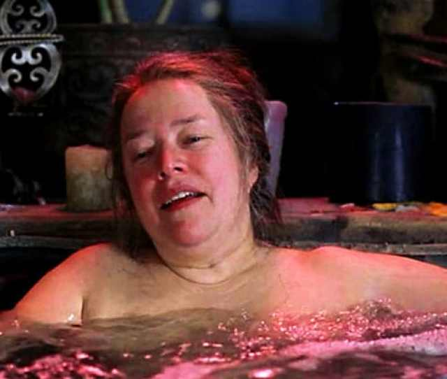 Look Kathy Bates Is A Great Actress We Loved Her In The Stephen King Adaptations Misery And Dolores Claiborne Appreciated Her Dedication To Adam