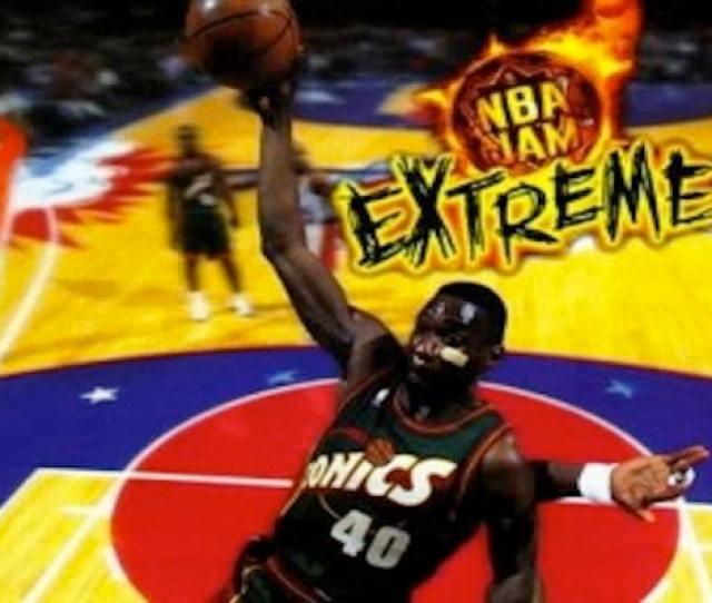 First Appearance Nba Jam Extreme To Unlock Nintendo 64 Initials Way Birthday 9