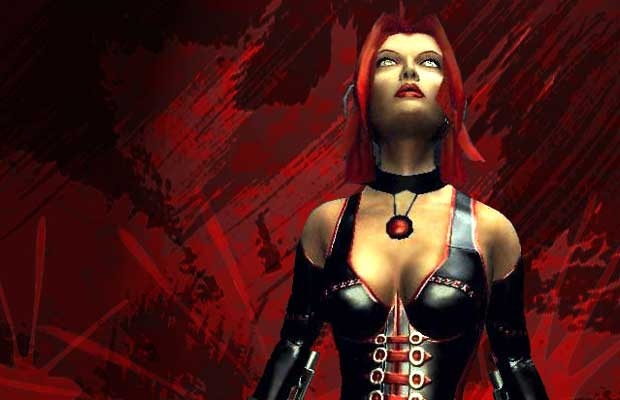 Anime Red Hair Girl Wallpaper Rayne The 50 Hottest Video Game Characters Complex