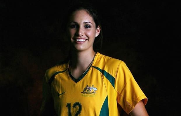 Football Girls Team Wallpaper Kate Gill The 25 Hottest Female Soccer Players Complex