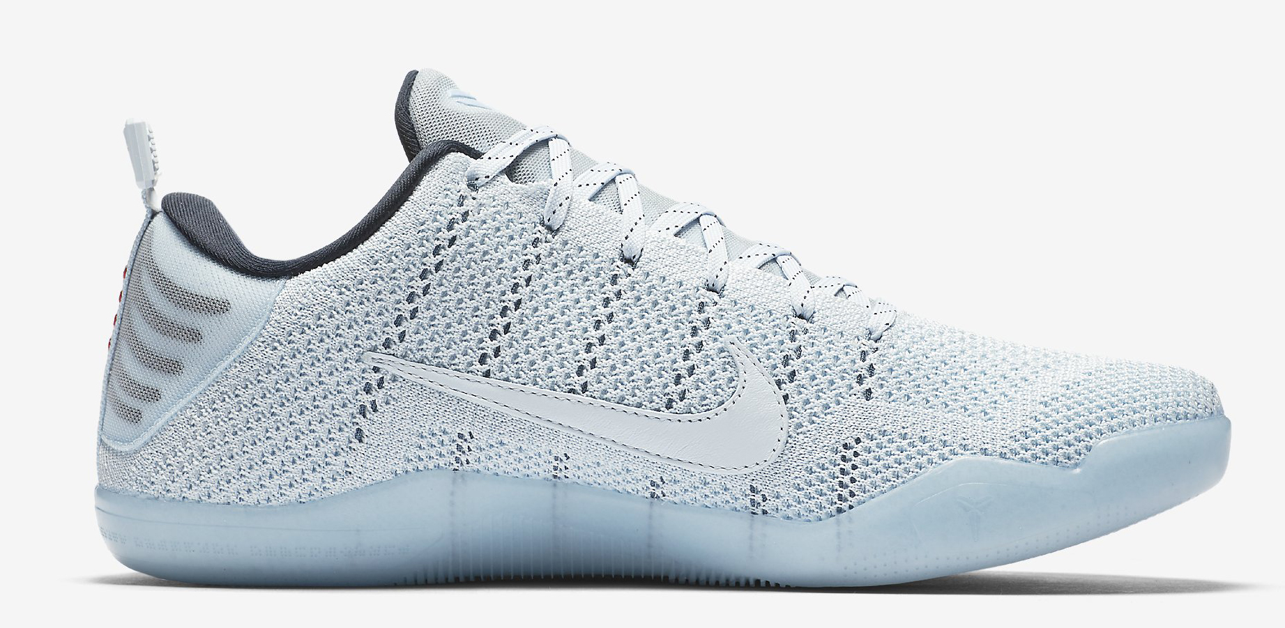 Nike Kobe 11 4KB Pale Horse 824463-443 Medial