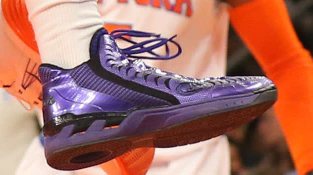 The Shoes That Won Last Night Tyler Ennis Hits Game