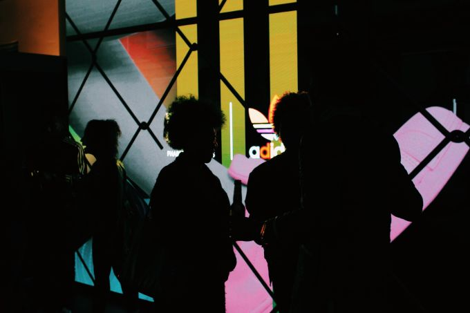 The Complex UK Video Wall and Photo Booth shared from http://uk.complex.com/