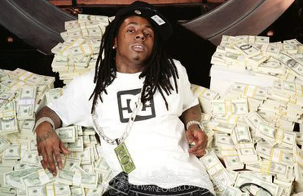 Image result for rappers and money