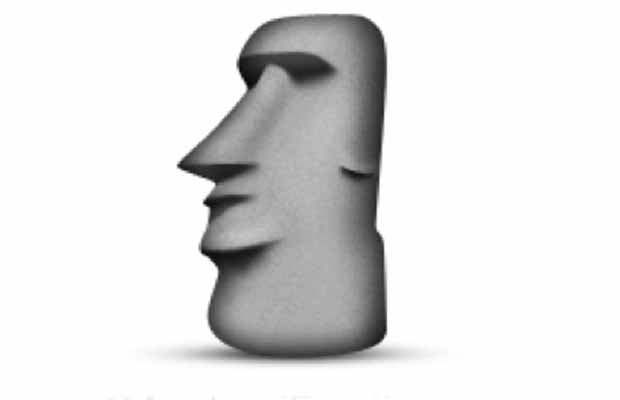 Easter Island  Emoji Power Rankings The Top 25  Complex