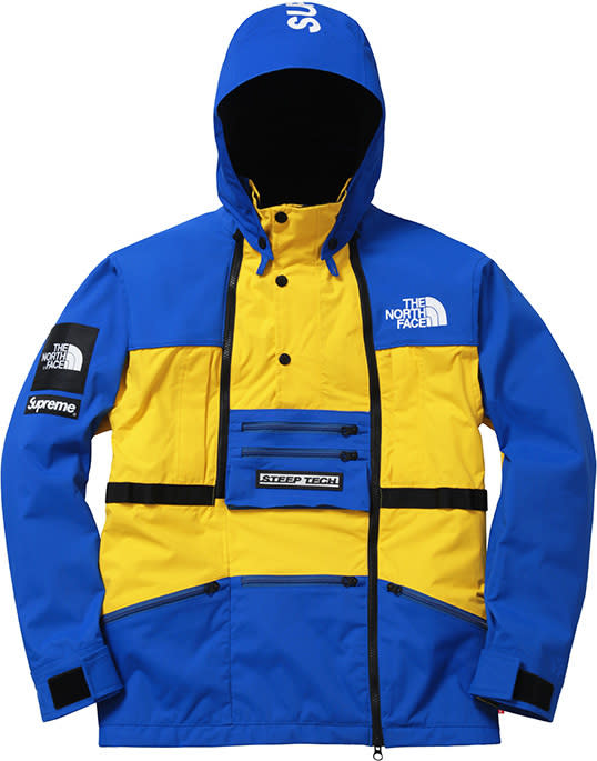 Supreme x The North Face Steep Tech Spring 2016 Collection | Complex