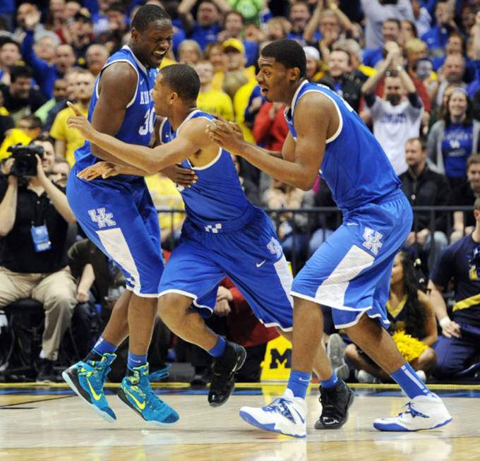 The Shoes That Won Last Night: UConn. Kentucky Head to Final Four | Complex