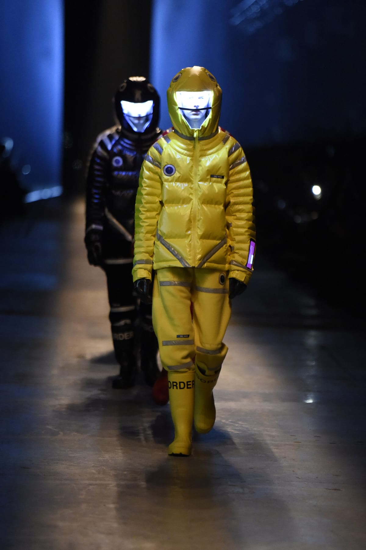 Undercovers Jun Takahashi on Showing His Mens Collection