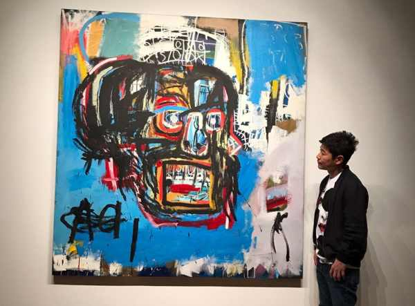 Record-setting Basquiat Painting Worth Much