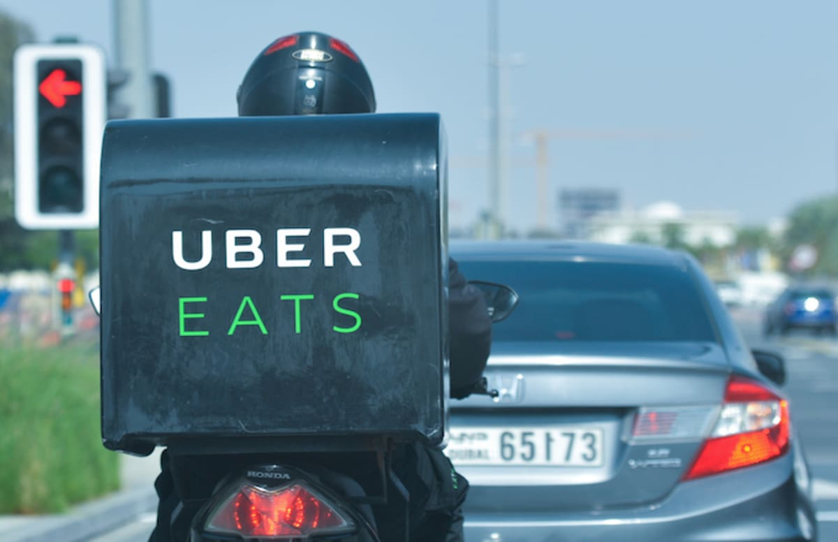 Uber Eats Driver Accused of Killing a Customer in Atlanta
