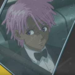The Chair King Car In Steel Express Netflix Drops First Trailer For Ezra Koenig And Jaden Smith's New Anime Series 'neo Yokio' | Complex