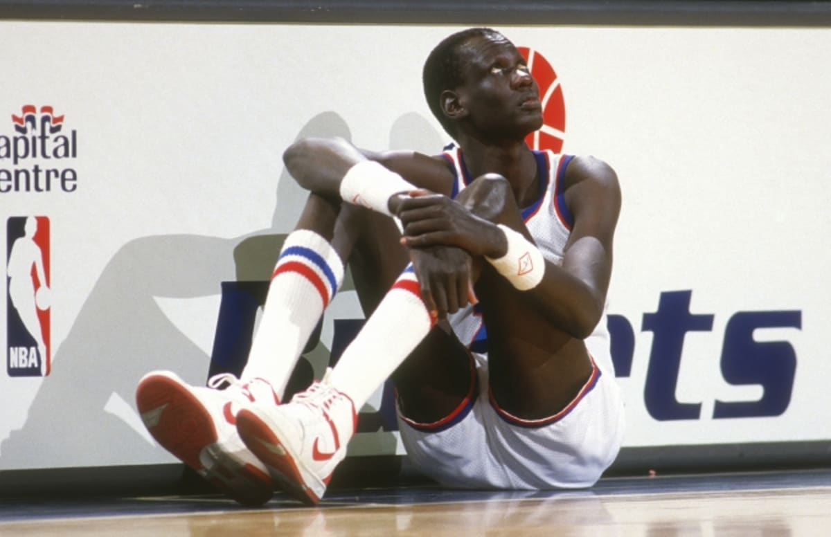 Manute Bol May Have Been Way Older Than Everyone Thought When He Played in the NBA  Complex