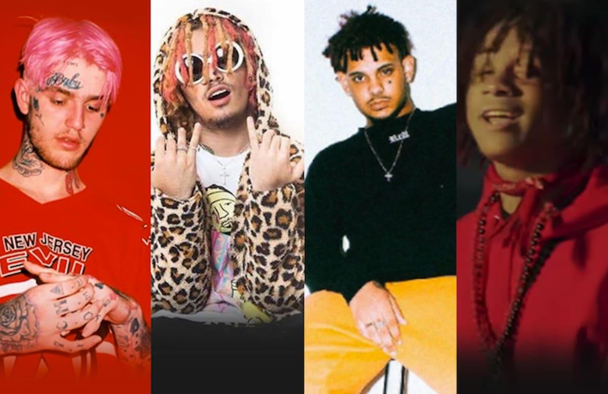 The Whos Who Of SoundCloud Rap  Complex