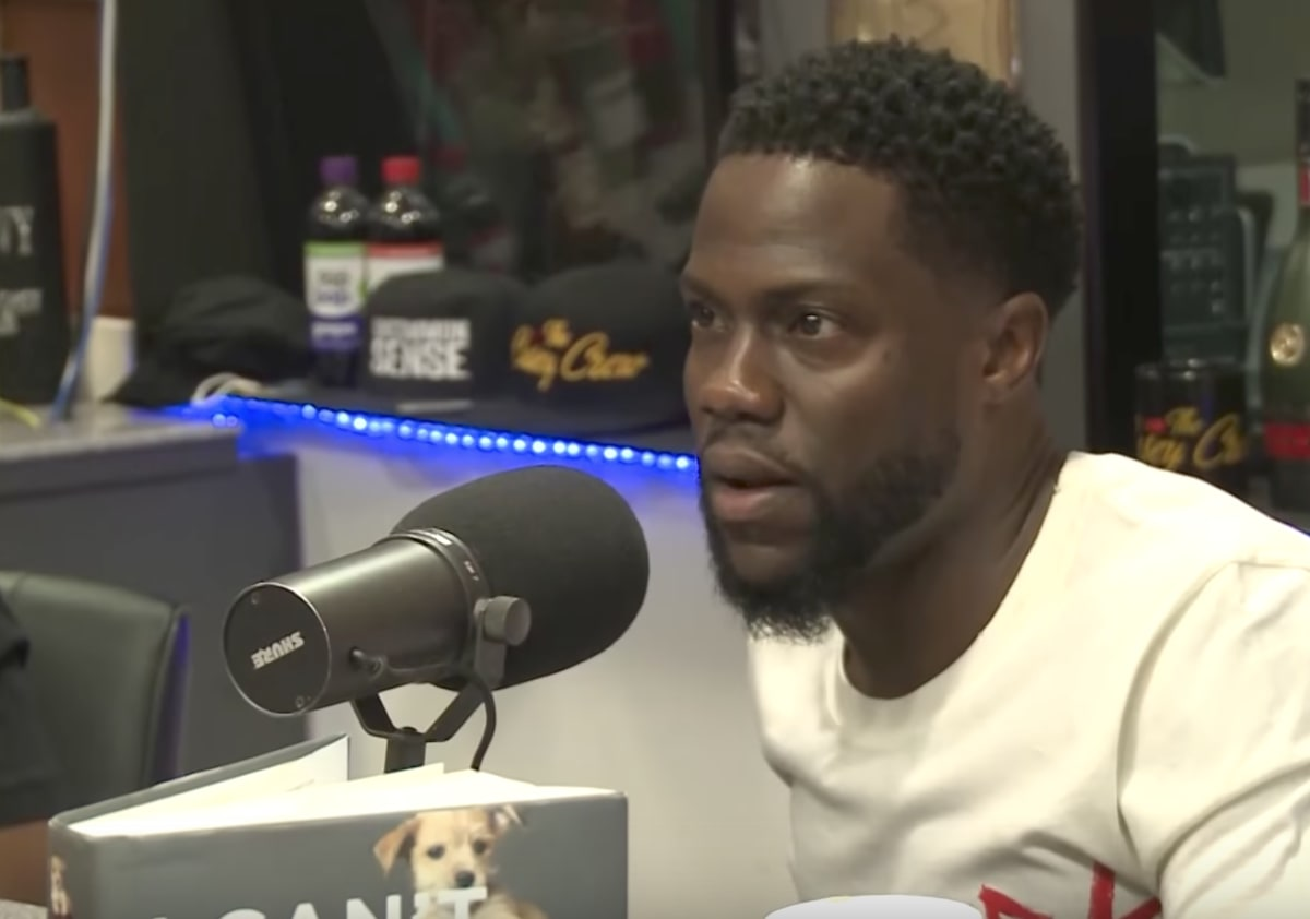 Kevin Hart Rips Bill Maher for NWord Joke Its Inappropriate  Complex