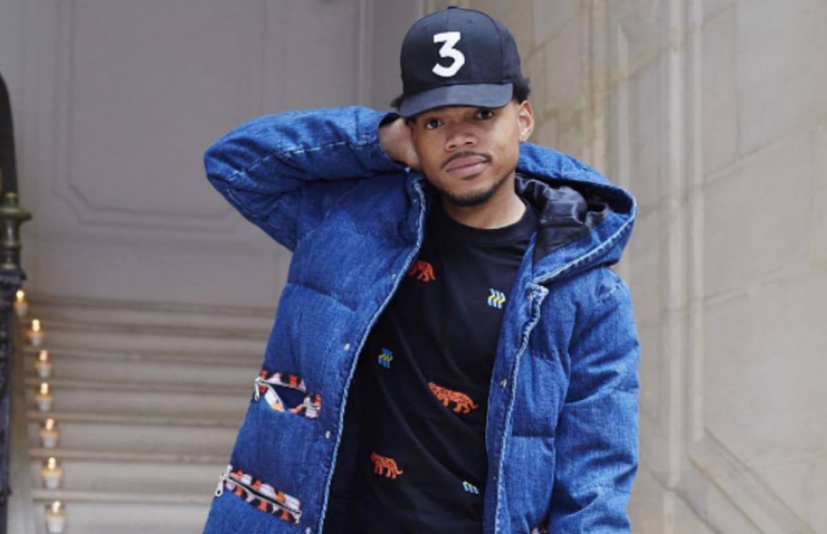 Chance The Rapper Finally Releases Signature 3 Hat Complex