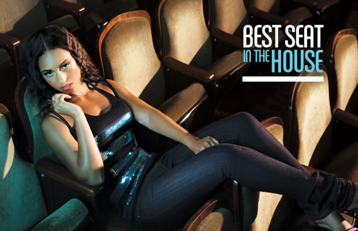 Alicia Keys Best Seat In The House 2007 Cover Story