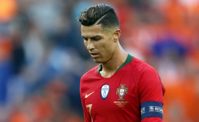 Cristiano Ronaldo Hit With Lawsuit For Alleged Rape Case