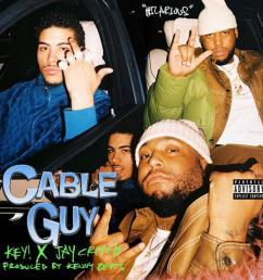 trades bars with jay critch on kenny beats produced cable guy  [ 1200 x 1200 Pixel ]