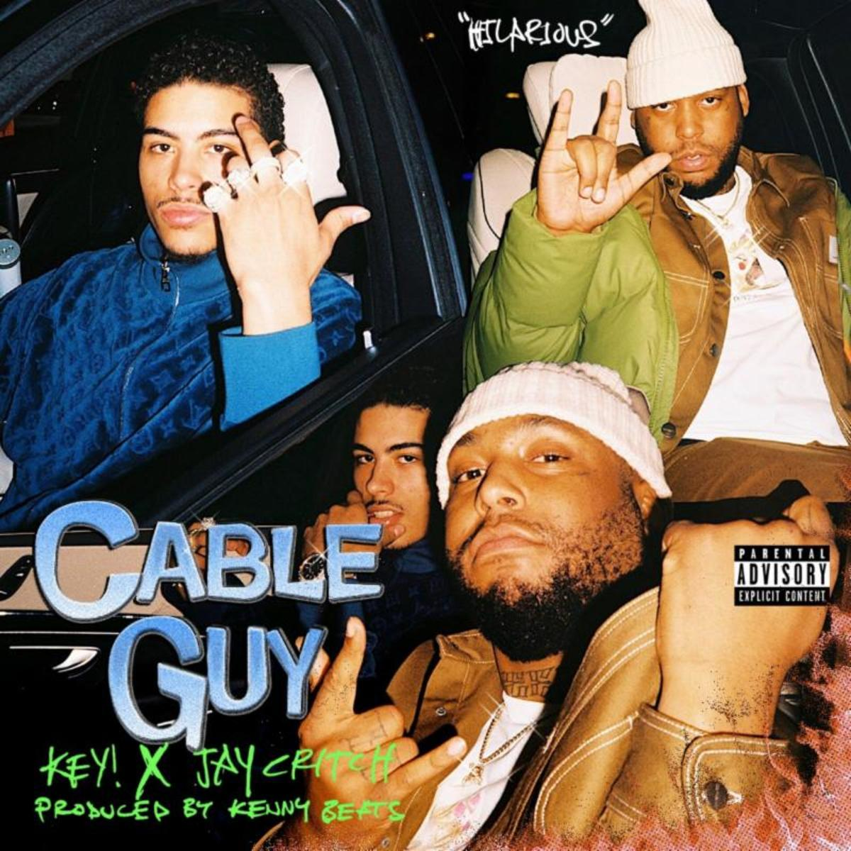 hight resolution of trades bars with jay critch on kenny beats produced cable guy