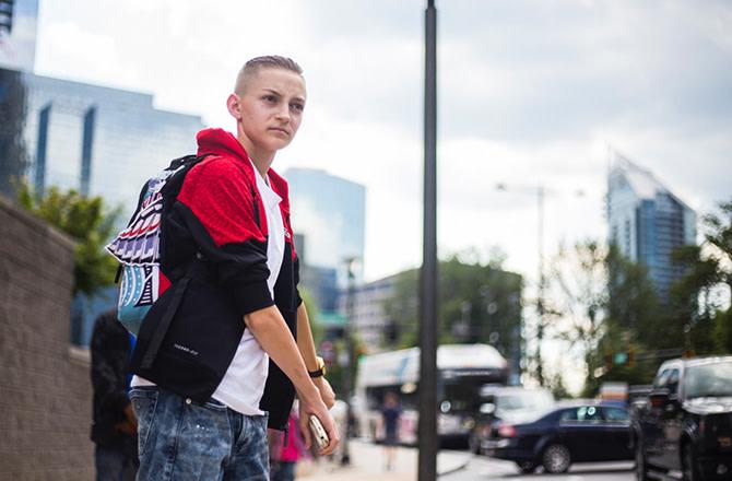 meet backpack kid the