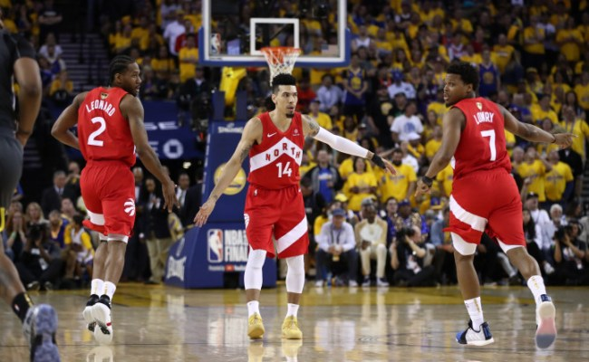 The Raptors Have To Win Tonight Complex