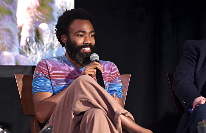 donald glover almost made