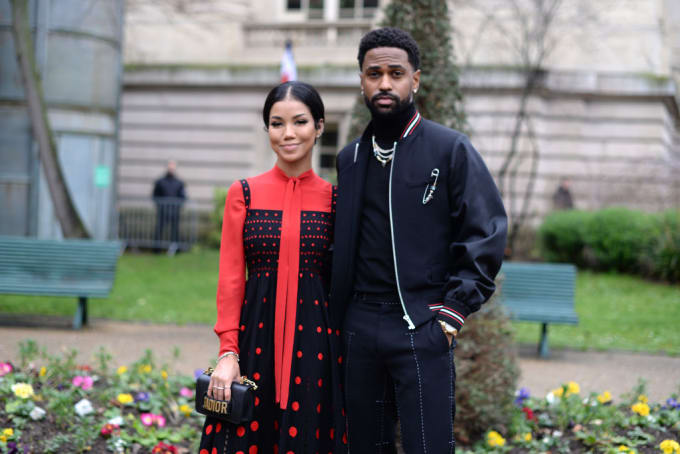 Big Sean And Jhene Aiko Instagram