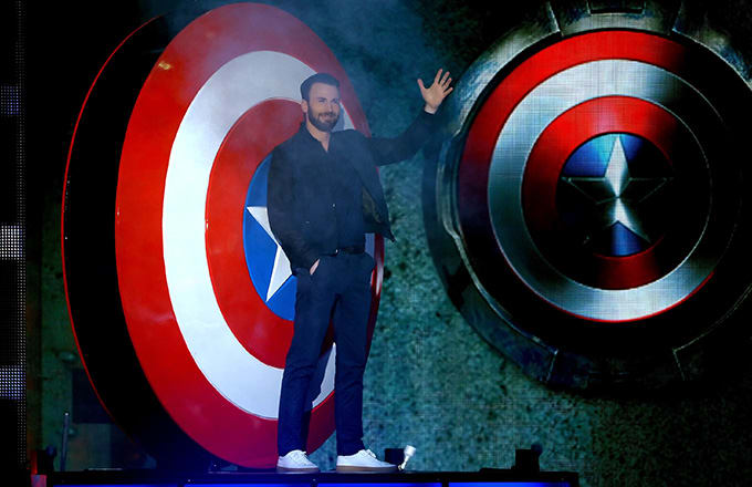 Did Marvel Just Unveil Captain Americas New Shield Complex