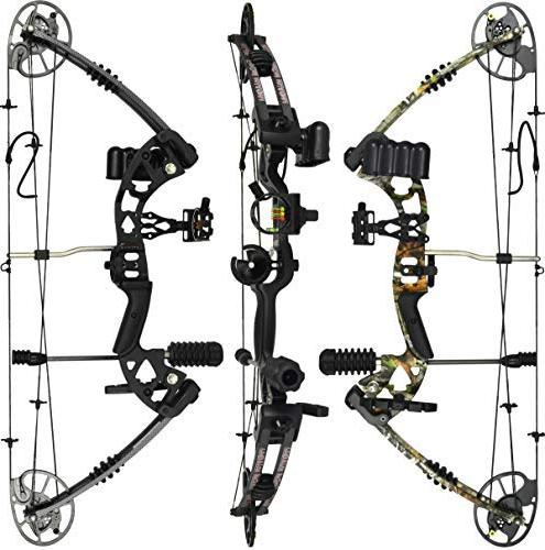 RAPTOR Compound Hunting Bow Kit: LIMBS MADE IN