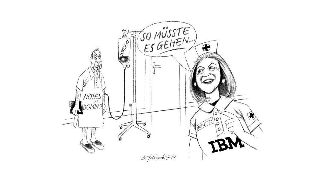 Cartoon der Woche Jahrgang 2014: Cartoon 6/2014