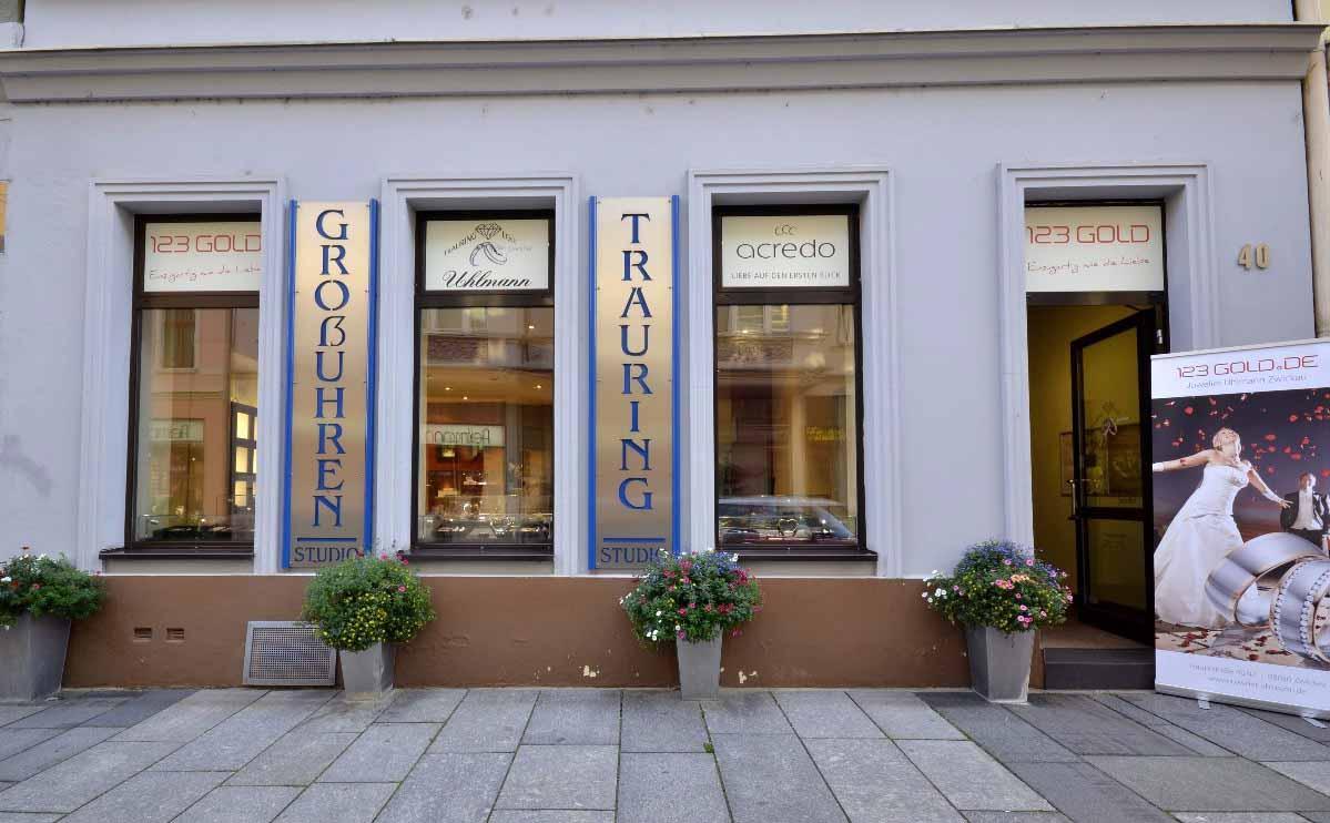 Trauringe  Verlobungsringe in Zwickau  123gold TrauringZentrum