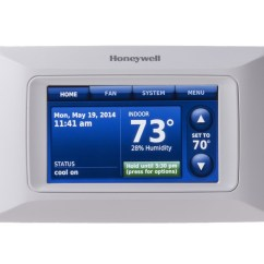 Honeywell Junction Box Wiring Diagram Use Case Library Management System Thermostat Detail, Thermostat, Get Free Image About