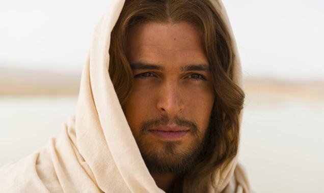 Diego as jesus