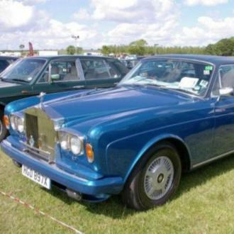 Kenny Bakers Rolls Royce To Be Auctioned