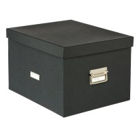 Letter/Legal Stockholm File Box | The Container Store