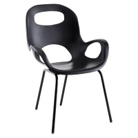 Black Oh! Chair by Umbra | The Container Store