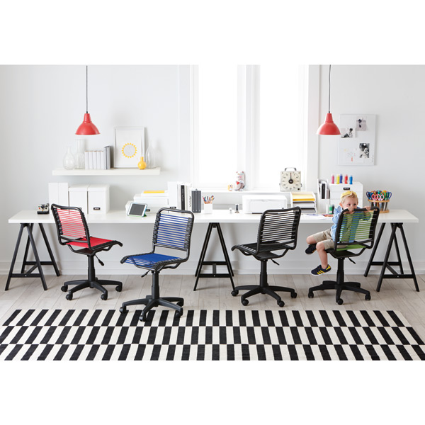 Green Bungee Office Chair  The Container Store