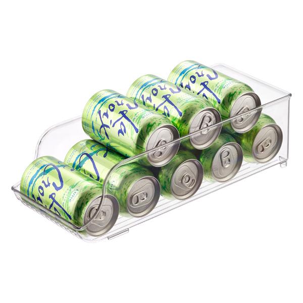 idesign linus fridge bins soda can
