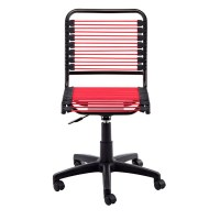 Berry Pink Bungee Office Chair | The Container Store